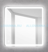 Зеркало BelBagno SPC-MAR-800-800-LED-TCH